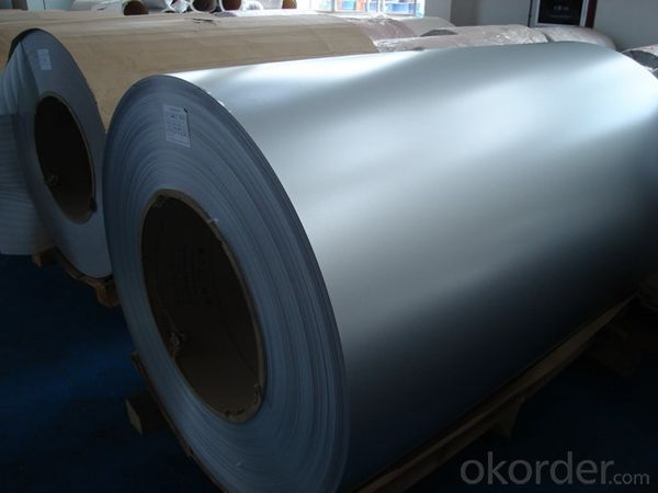 Mirror Finish Aluminum Rolls for Metal System