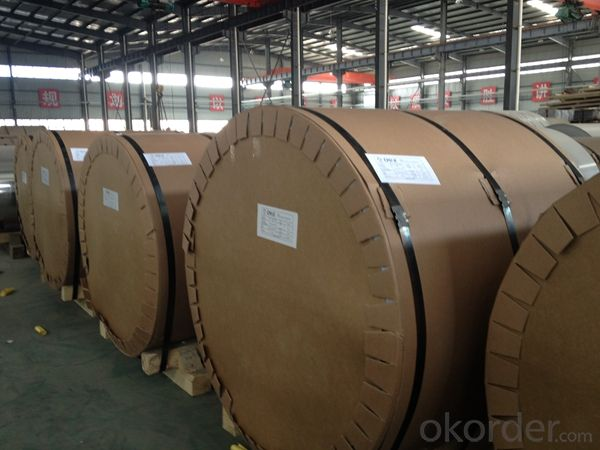 Rolls Aluminum Mill Finished 3003 H14 Made in China