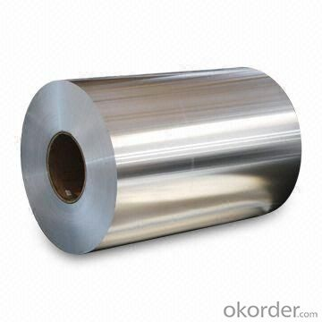 Aluminium Cast Coil for making aluminium foil