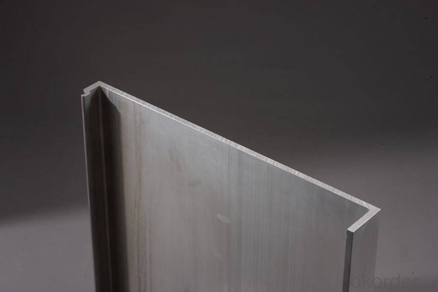 Aluminum Profiles for Building Curtain Wall Shutter
