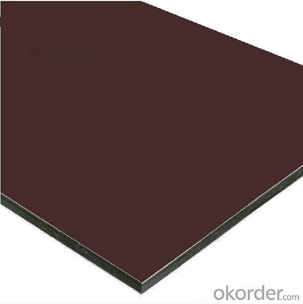 PE Prepainted Aluminium Composite Panels