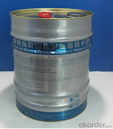 SPU Waterproof Coating Material Single Component