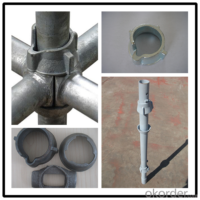 Quick Connected  Cup Lock Scaffolding System