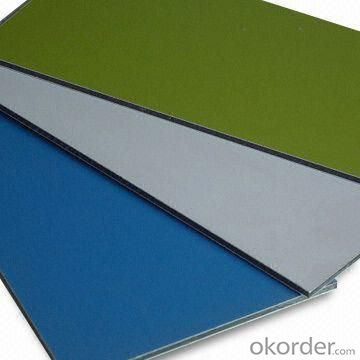 EN AW - 3005 PE Coated Aluminium Composite Panels