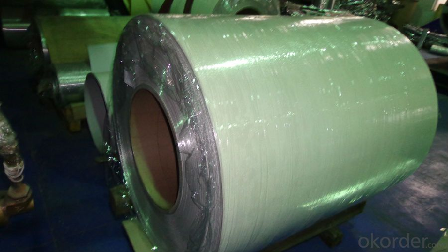 Coated and Stucco Embossed Aluminium Coils Alloy 3003