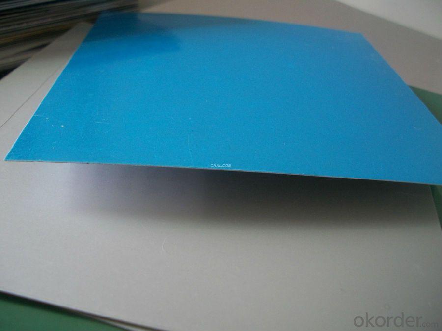 EN AW - 5052 PE Prepainted Aluminium Composite Panel