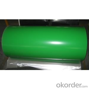 EN AW - 3004 Mill Finished PE Painted Aluminium Coil