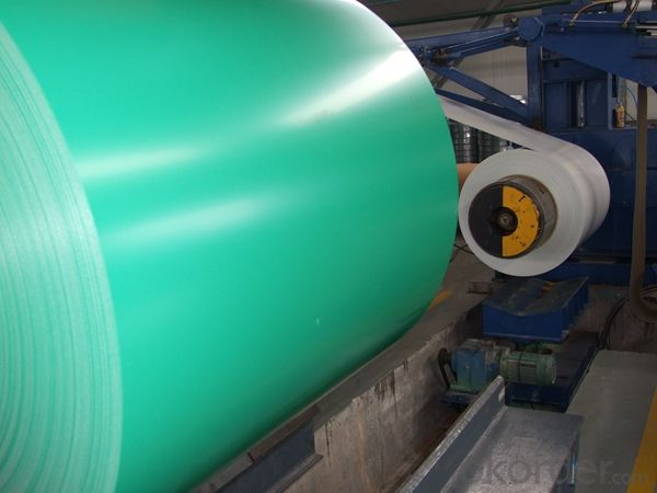 Pre-painted Colored Aluminum Coil in Roll for ACP Panel