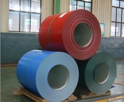 Aluminium Prepainted PVDF with 10μ 1100 H18