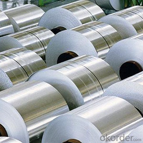 Hot Rolled Coil  Aluminium Cold Rolled Coil Thick Foil