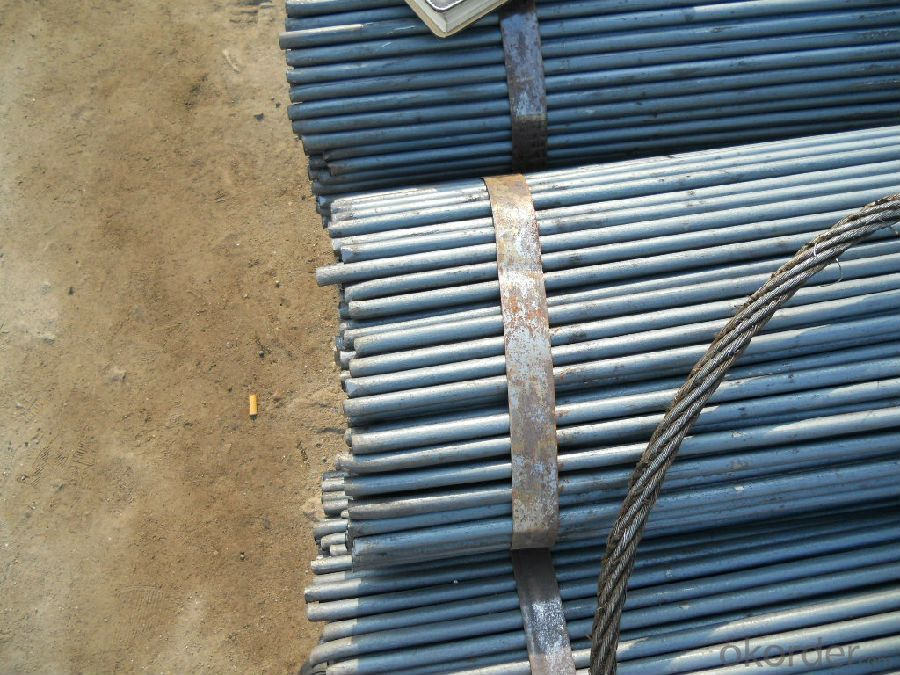 Steel Round Bar with Material Q195/Q235 Made in China for Sale