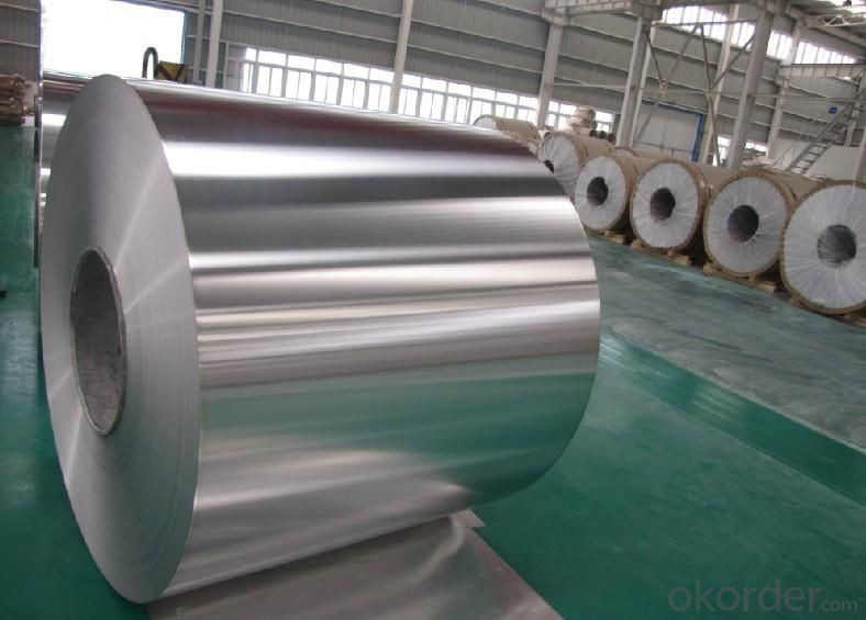 Color Coated Aluminum Coil AA1100 Aluminum Alloy