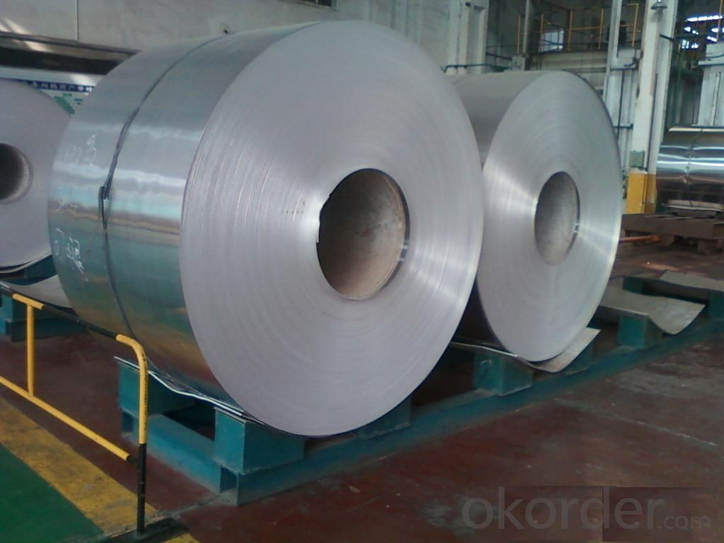 Hot Rolled Aluminium Coils for Cars Buidling AA5052