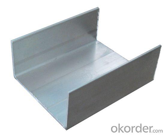 Aluminium Profile Curtain Wall Application