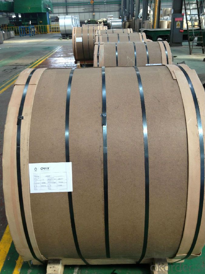 Hot Rolled Aluminium Circles for Tubes AA1070
