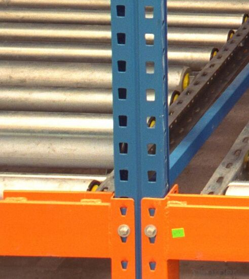 Medium Duty Pallet Rack and Shelving for Industrial Warehouse Storage Solutions