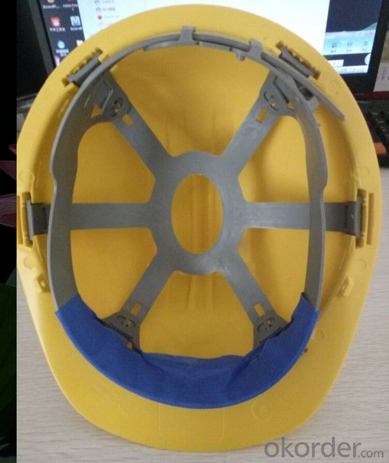 IndustrialSafety Hat with Rain Gutter and Vent