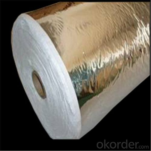 Multilayer Heat Insulation Cover Paper for LNG Storage Tank