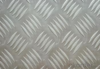Aluminium Treadplates for Subway Cabin Flooring