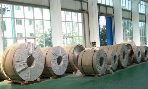 Color Coated Aluminum Coil Aluminum Roll Alloy 7075