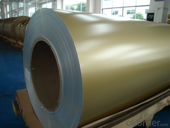 Metallic Coated Aluminium Coils Used for Aluminium Composite Panels