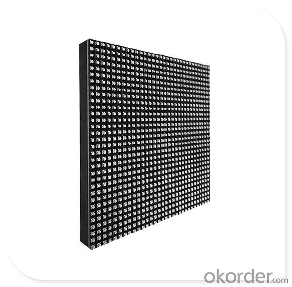 big screen P10 outdoor waterproof led screen display tv 6mm smd outdoor