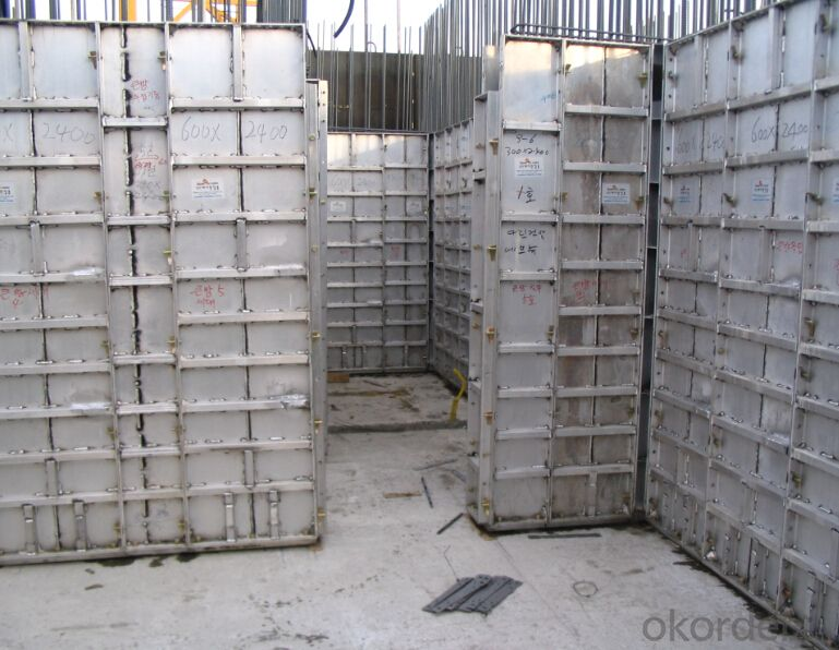 Aluminum Formwork with Best Price and Reliable Quality