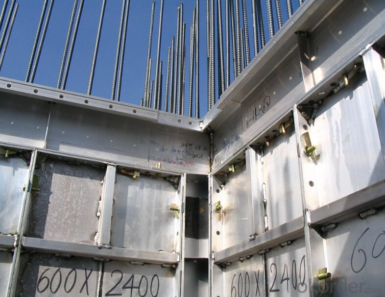 Aluminum Formwork with Remarkable Efficiency
