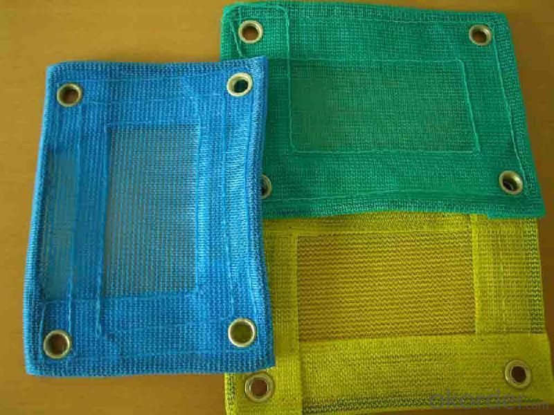 UV Stabilized Anti-Fire Security Fence Net