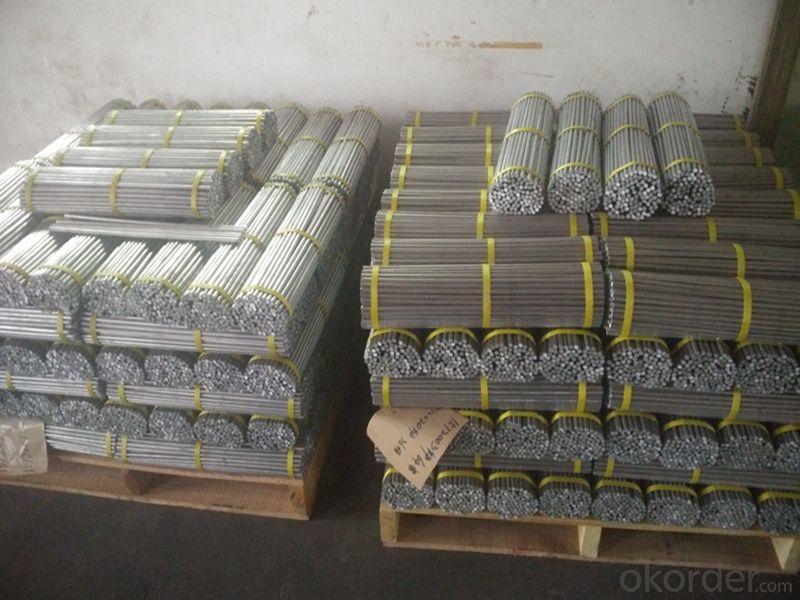 Aluminum Alloys Wires  Aluminum Titanium Boron/AlTi5B1 Coils/AlTi5B1 Rods