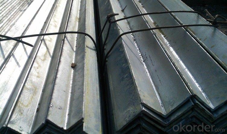 Hot Rolled  unequal Angle Steel  for Bridge Girder Framework