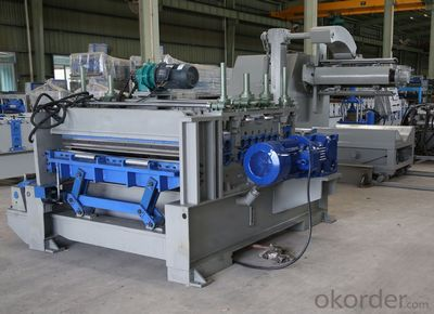 construction tile Roof Panel Forming Machine 1220mm