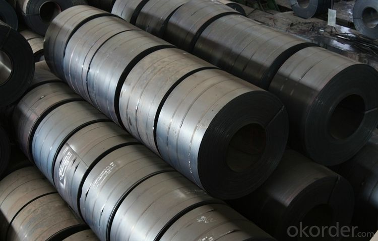 Hot Rolled Steel Plates SS400 from China