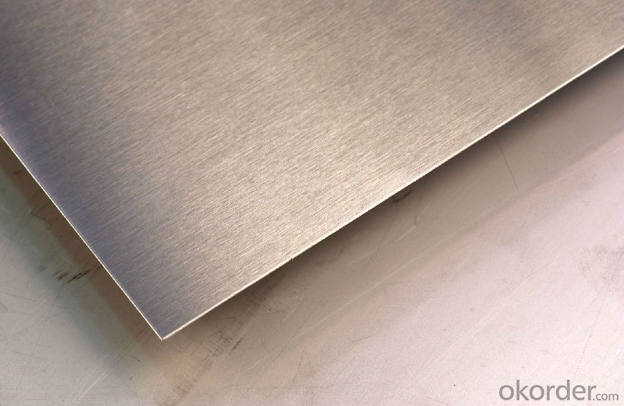 0.3mm Thick 316 Stainless Steel Metal Sheet