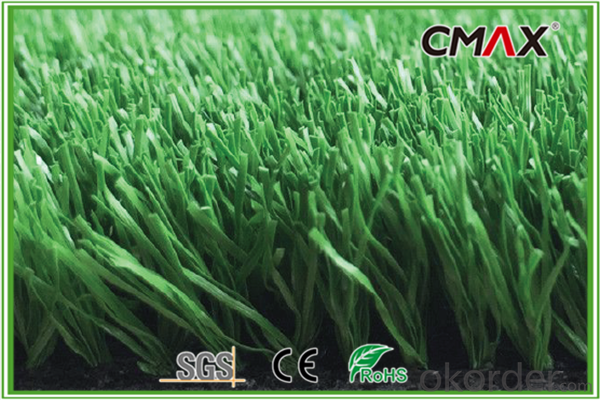 "3/4"" Inch Football Grass with UV Resistance"