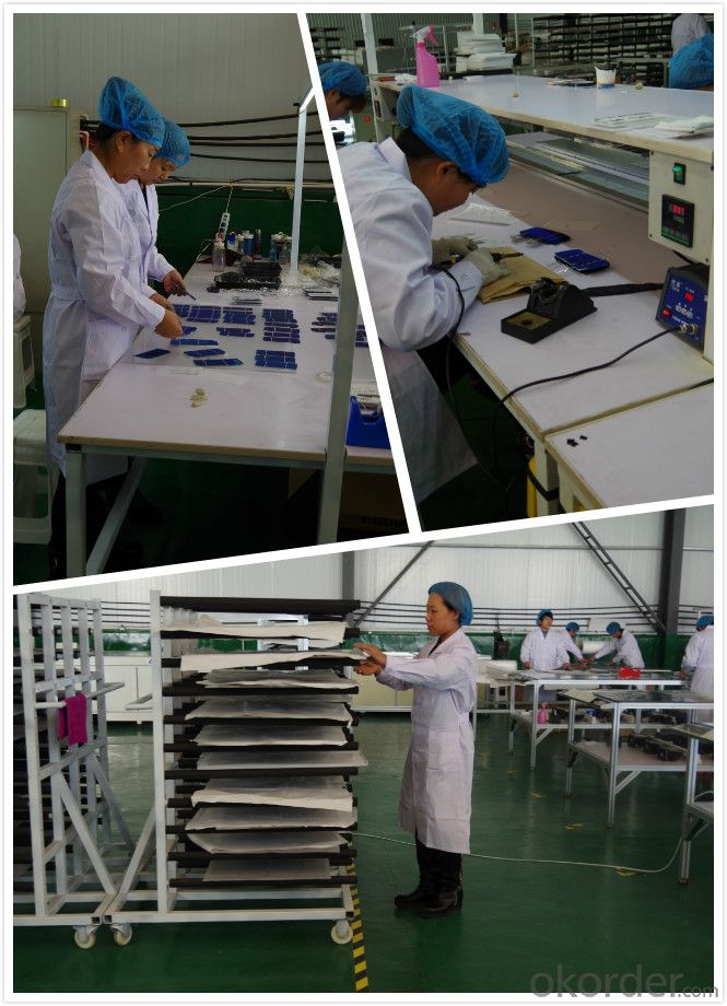 2015 150W off-Grid Polycrystlline Solar Panel with High Efficiency