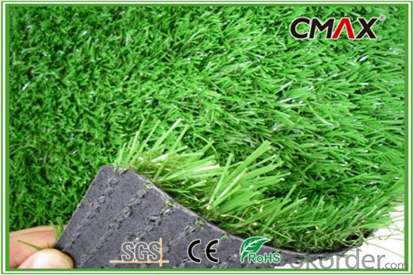 Artificial Grass Outdoor Green Landscape Made in China for residential