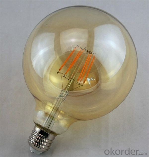 led filament lamp bulb light E27 E14 B22 2W 4W 6W