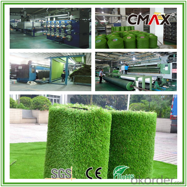 Artificial Grass Tile Mini Soccer High Quality