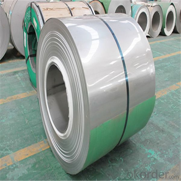 SUS 321 Stainless Steel Coil on Stock Hot Rolled