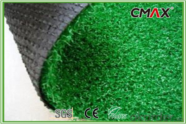 Golf Artificial Grass Eco Friendly with Burning Resistance