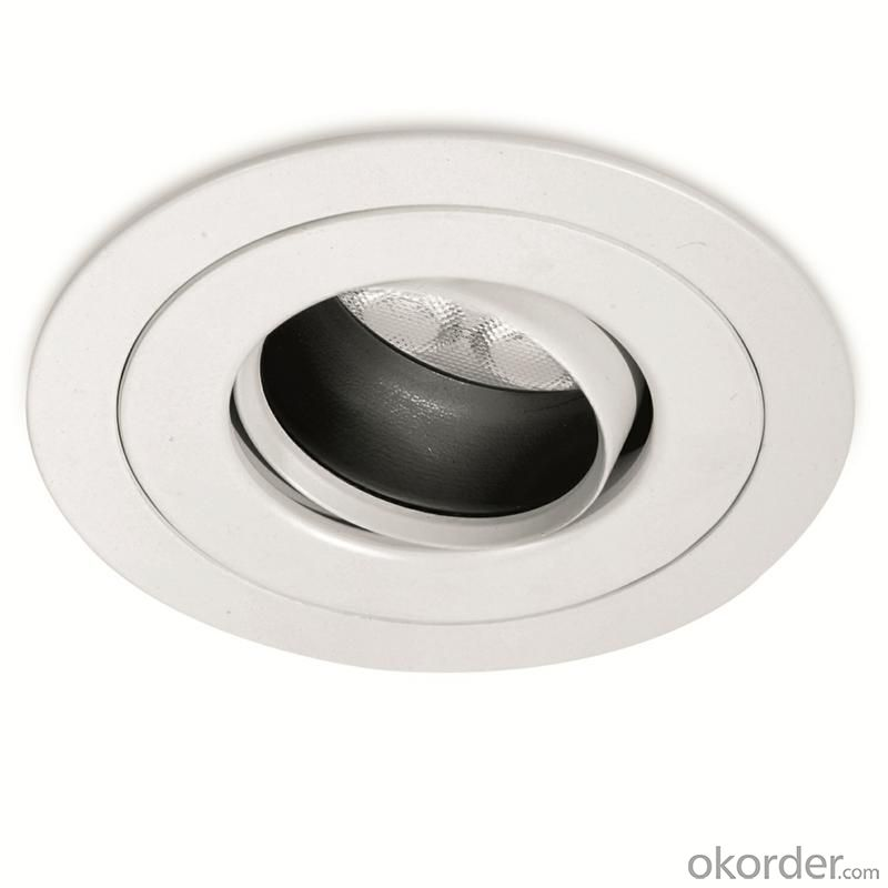 High Brightness Recessed 18w Cob Led Downlight/Led Light Downlight