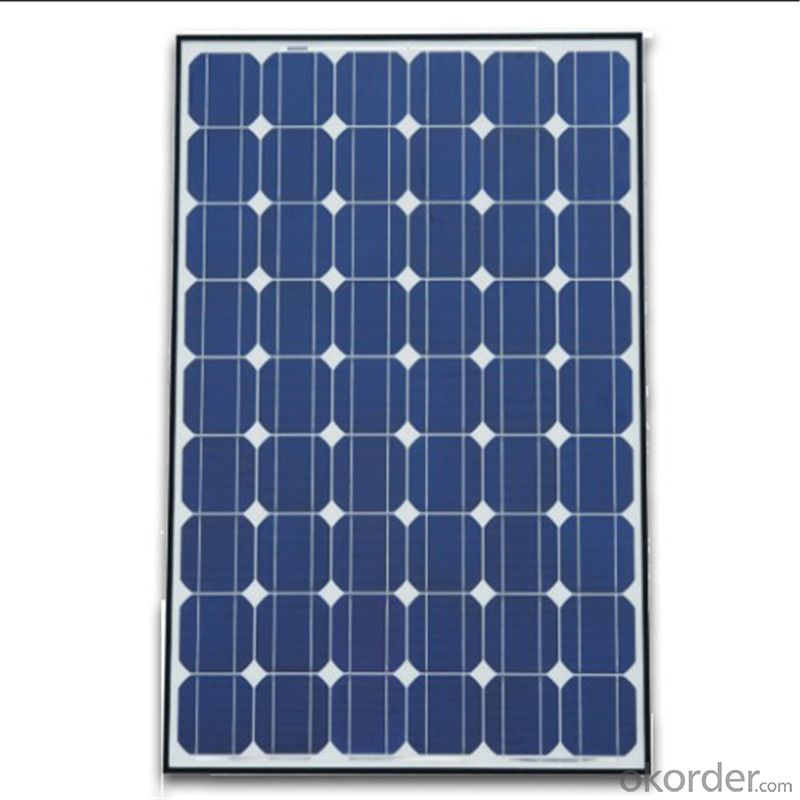 155 Watt Photovoltaic Poly Solar Panel