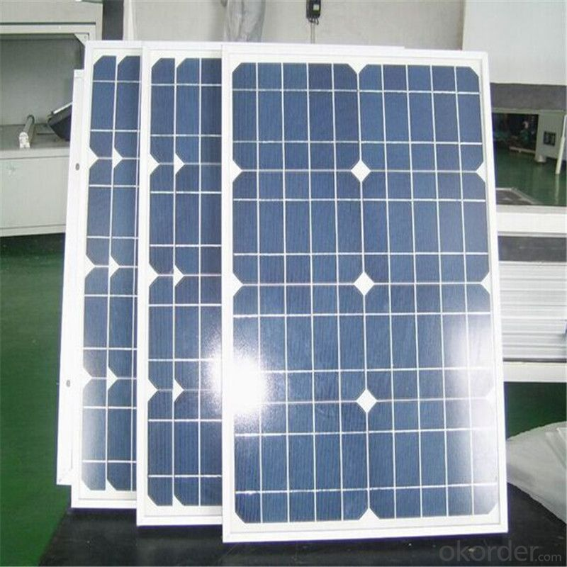 150 Watt Photovoltaic Poly Solar Panel