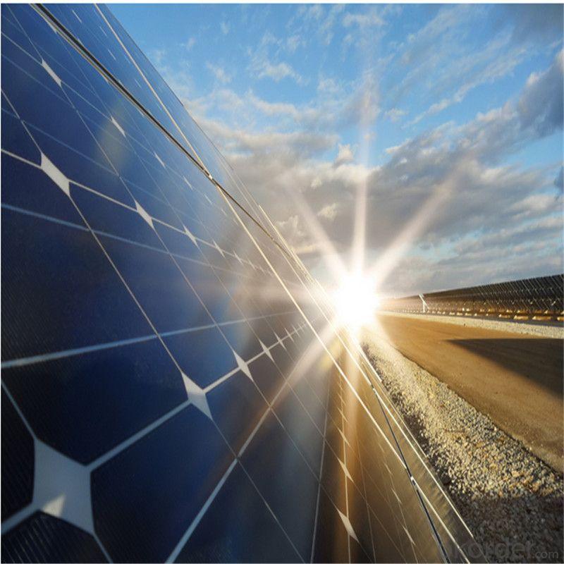 160 Watt Photovoltaic Poly Solar Panel