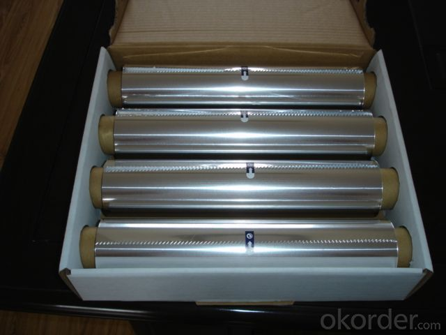 Household Cooking Baking Catering Aluminium Foil