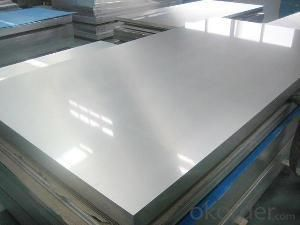Mill Finish Aluminium Sheet for Shipbuilding