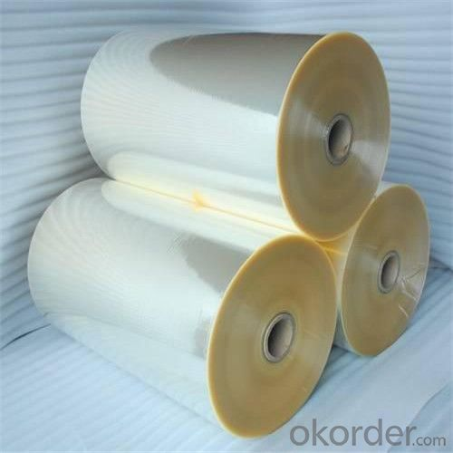 Polyester film PET Roll for cable insulation wrapping