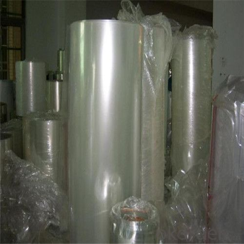 PET Clear Film 250 micron for building roof light