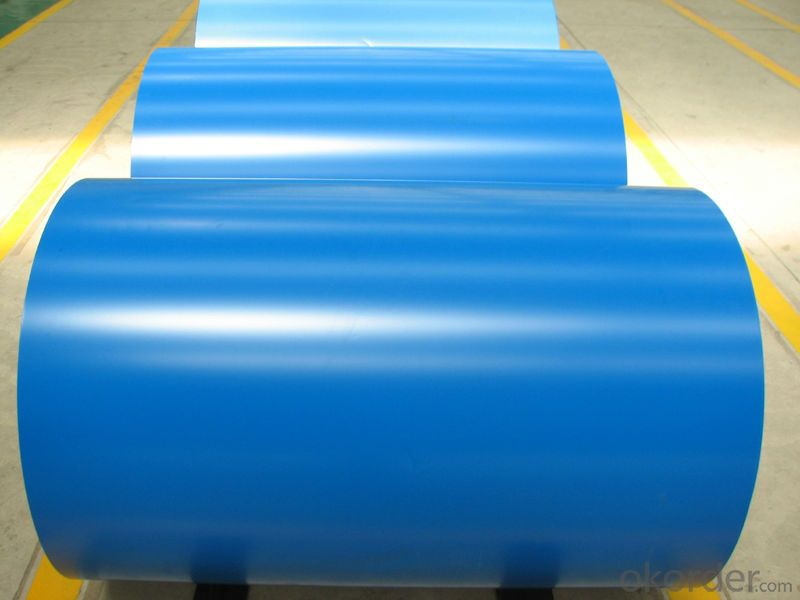 Brushed Color Coating Aluminum Coil with High Quality